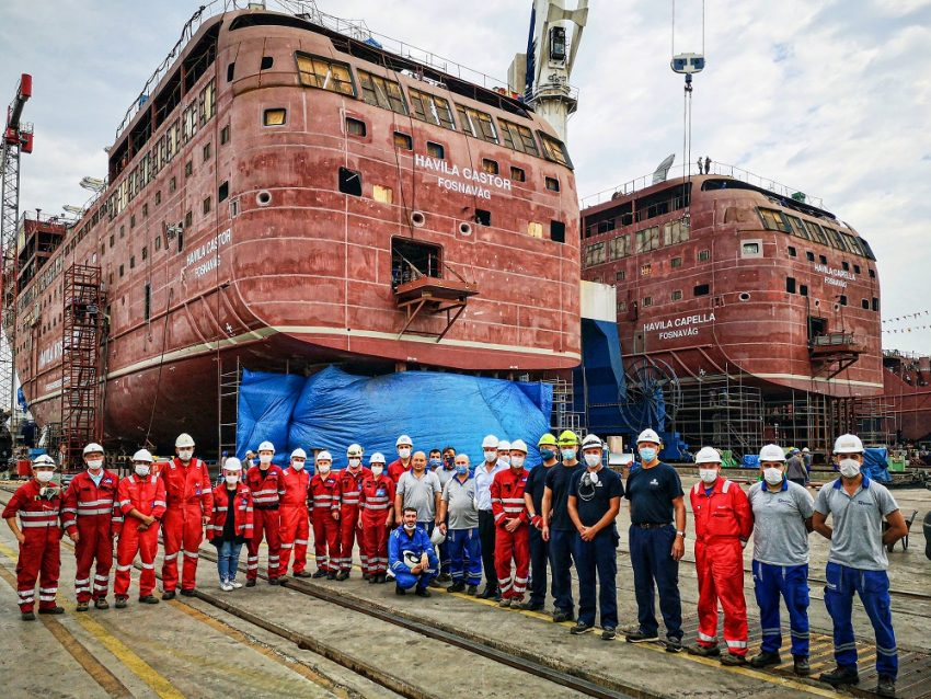 Choose OSM Maritime Global Services as your New Building Supervisor